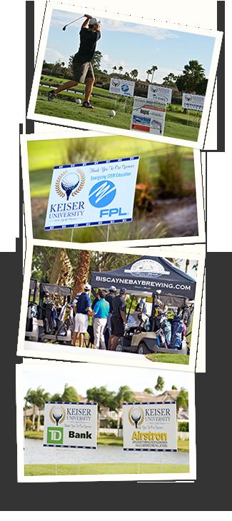 KU Golf Classic Sponsors